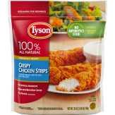 Tyson  Chicken Strips Crispy