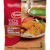 Tyson - Frozen Breaded Bagged Southern Style Chicken Breast Tenderloins