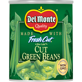 Del Monte  Blue Lake Cut Green Beans With Nat...