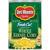 Del Monte Whole Kernel Corn Fresh Cut