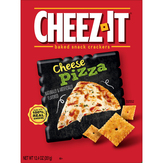 Cheez-it Cheese Pizza Baked Snack Crackers