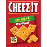 Cheez-it Baked Snack Crackers, Reduced Fat, Original