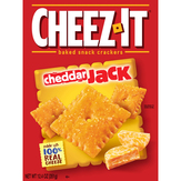 Cheez-it Cheddar Jack Baked Snack Crackers
