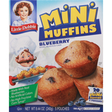 Little Debbie  Blueberry Little Muffins