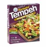 Turtle Island Foods  Sesame Garlic Marinated Tempeh