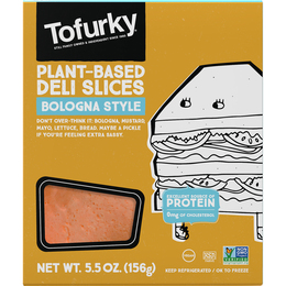 Food City Tofurky Deli Slices