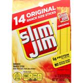 Slim Jim Snack Stick, Original, Smoked
