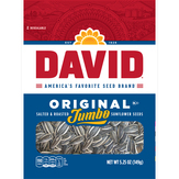 David Original, Jumbo Sunflower Seeds, Bag