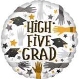 Food City High Five Grad Balloon