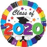 Food City Class Of 2020 Balloon