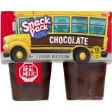Hunt's  Chocolate Snack Pack Pudding