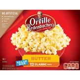 Orville Redenbacher's Popping Corn, Gourmet, Butter, Value Size