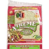 Olé Xtreme Wellness Spinach Wrap