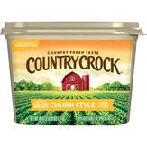 Shedd's Spread Country Crock Churn Style 51% Vegetable Oil Spread