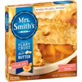 Mrs. Smith's Original Flaky Crust Peach Peach Pie