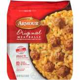 Armour Original Frozen Meatballs, Bag