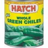 Hatch  Whole Green Chiles
