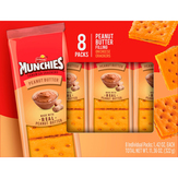 Frito Lay Peanut Butter On Cheese Munchies Cr..., 8 Pk.
