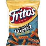 Fritos  Xl Twisted Honey Bbq