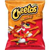Cheetos Crunchy Cheese Flavored Snacks