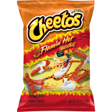 Cheetos  Xl Crunchy Flamin Hot