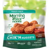 Morningstar Farms Veggie Nuggets, Chik'n
