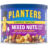 Planters Mixed Nuts, Lightly Salted