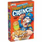Cap'n Crunch 's Peanut Butter Crunch Cereal