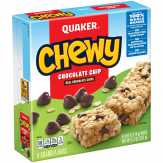 Quaker Chewy Chocolate Chip Granola Bars, 8 Ct.