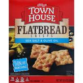 Keebler Flatbread Crisps - Sea Salt & Olive Oil Town House