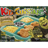 Kid Cuisine  Fun Shaped Chicken Breast Nuggets...