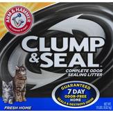 Arm & Hammer Clump & Seal Odor Sealing, Fresh Home Cat Litter