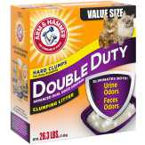 Arm & Hammer  Double Duty Clumping Litter Value Size
