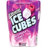 Ice Breakers Gum, Sugar Free, Raspberry Sorbet