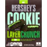 Hershey's Mint Cookie Layer Crunch Chocolate..., Bag