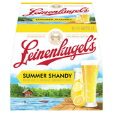 Leinenkugel's Cranberry Ginger Shandy