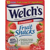 Welch's Fruit Snacks, Strawberry