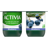 Dannon Blueberry Activia Lowfat Yogurt