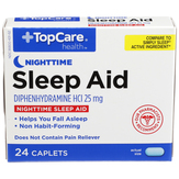 Topcare Nighttime Sleep Aid