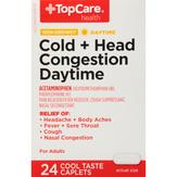 Topcare Daytime, Non-drowsy Cold Head Conge...