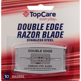 Topcare Double Edge, Stainless Steel Razor...
