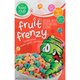 Food Club Fruit Frenzy Cereal