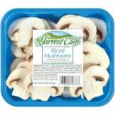Harvest Club Sliced Mushrooms