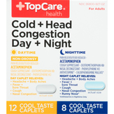 Topcare Daytime & Nighttime Cold Head Conge...