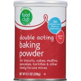 Food City | Food Club Baking Powder