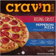 Crav'n Flavor Pizza