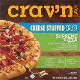 Crav'n Flavor Cheese Stuffed Crust Supr