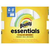 Bounty Essentials Select-a-size Paper Towel