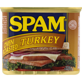 Spam  Oven Roasted Turkey