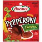 Hormel Jalapeño Pepperoni